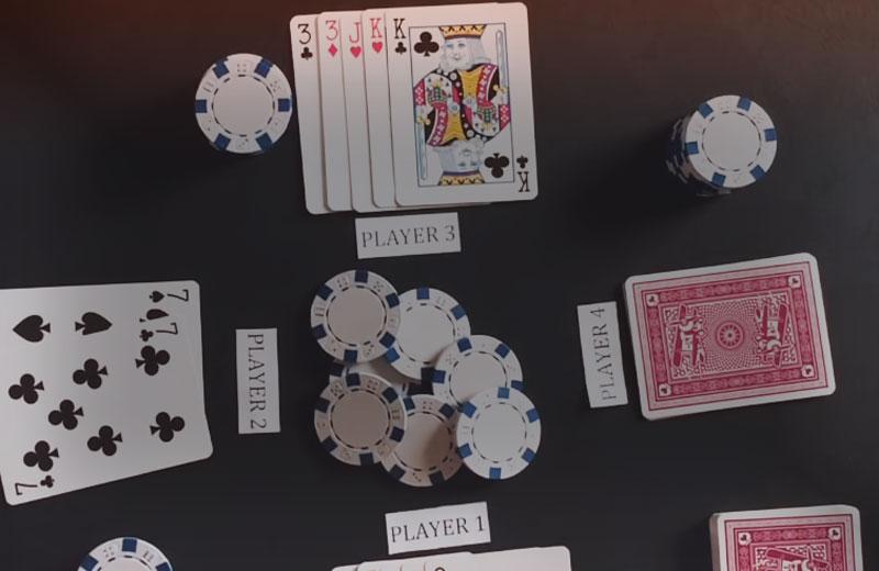 5 Card Stud vs 5 Card Draw